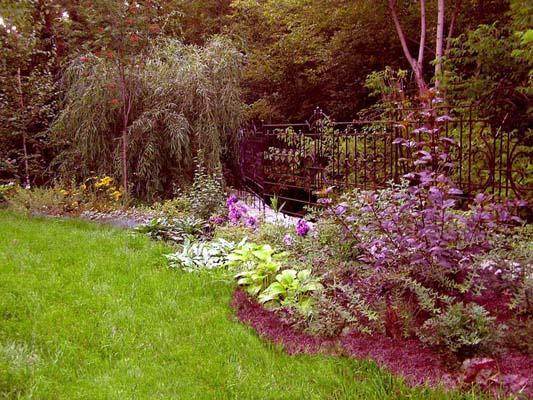 Ландшафтный дизайн - дизайн участка, дачи, сада, ландшафтное